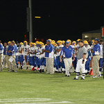 La Mirada vs Vista Murrieta. Game played at Vista Murrieta. September 2, 2005