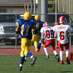 Fullerton vs La Mirada. Game played at La Mirada High. September 7, 2006