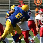 Fullerton vs La Mirada. Game played at La Mirada High. September 7, 2006