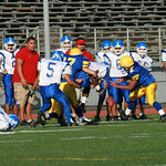 John Glenn vs La Mirada. Game played at La Mirada High. October 26, 2006
