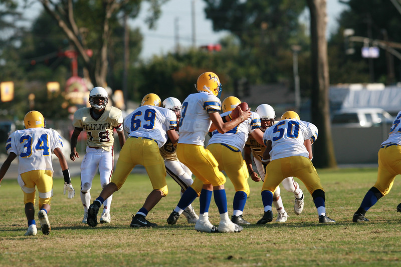La Mirada vs Bellflower. Game played at Bellflower High. October 12, 2006