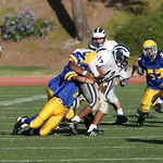 Mayfair vs La Mirada. Game played at La Mirada High. September 28, 2006