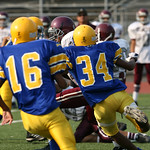 Paramount vs La Mirada. Game played at La Mirada High. September 21, 2006