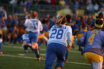 La Mirada High School 2006 Powder Puff Football. Class of 2006 vs 2007.