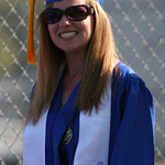 La Mirada High School class of 2006 graduation ceremony.