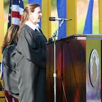 La Mirada High School class of 2006 graduation ceremony.