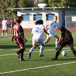 Bellflower vs La Mirada. Game played at La Mirada High.
