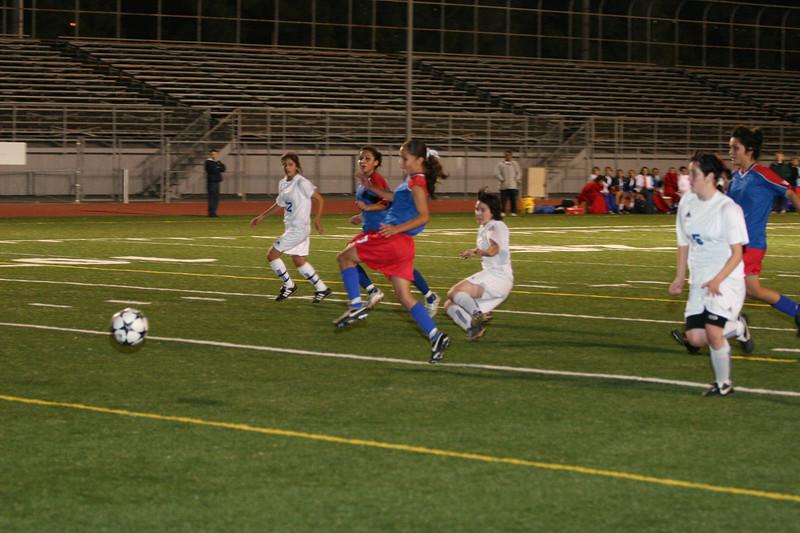 John Glenn vs La Mirada. Game played at La Mirada High.