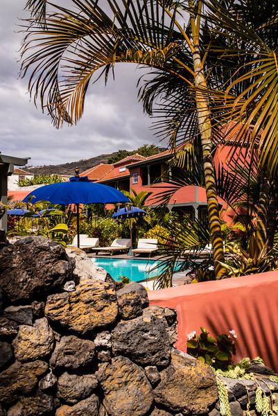 La Palma, Canary Islands<br /> Hotel Hacienda de Abajo