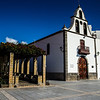 La Palma, Canary Islands<br /> Church in Tazacorte