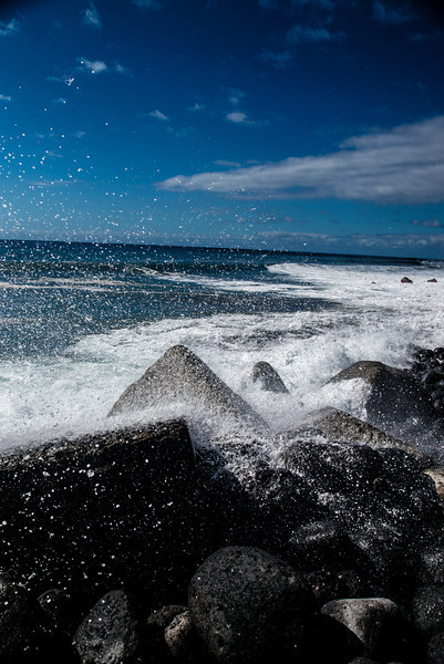 La Palma, Canary Islands<br /> Looking West