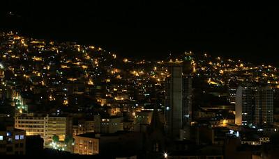 Night La Paz
