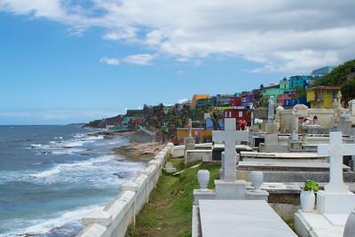 La Perla, San Juan, Puerto Rico, USA, Earth, Solar System, Milky Way, Universe