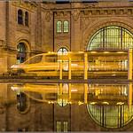 Railway Station  -  La Rochelle  -  France
