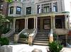 184 Clinton Avenue, just south of Myrtle Avenue.