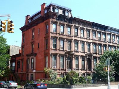Washington Avenue, SE corner of Washington and Willoughby