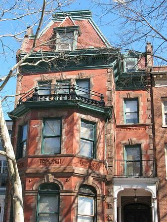 Washington Avenue, Mar. 6, 2010. Clinton Hill