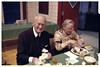 Bro. Andrew Hayes (deceased) and Mrs. Cullinan.  Mom is still with us at this time (Nov. 15, 2010) -- she'll be 93 in January.