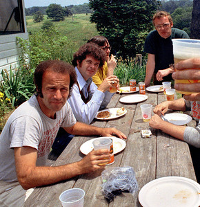 Picnic at Barrytown, June, 1973