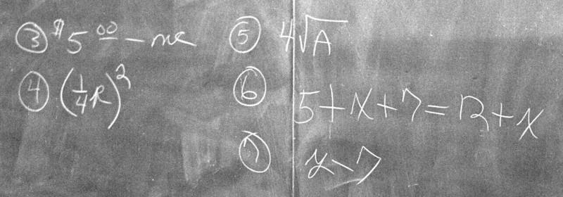 #04 School life. Mssrs. Mack, Beyrer, Buckley. (John Cornetto, photog.)