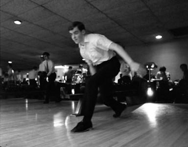 #52. February -- Varsity bowling vs Cardinal Hayes.