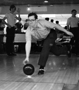 #06. January -- Bowling with Bro Henry Cullen.