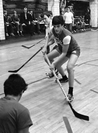#27. January 18 -- Intramural Hockey.