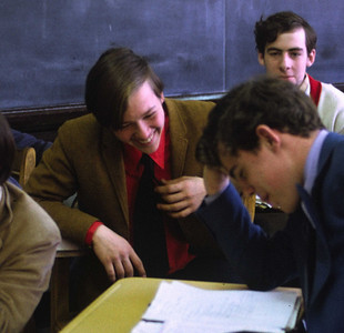 March 1972 -- student life