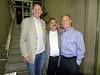 Jim Barrett, Tony Bergamini, Dick Laskowsky.