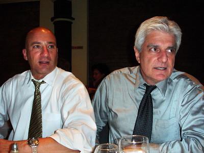 Trattoria Oreste, Sept. 27, 2006