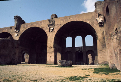 Rome - The Palatine Hill and the Imperial Palace