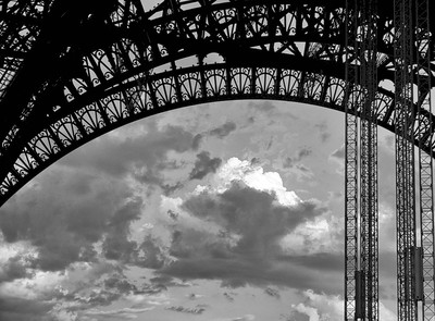 Eiffel Tower Paris 2014