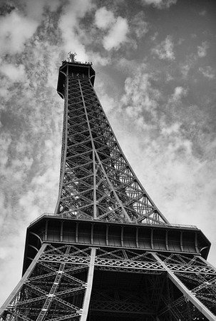 Eiffel Tower Paris 2014