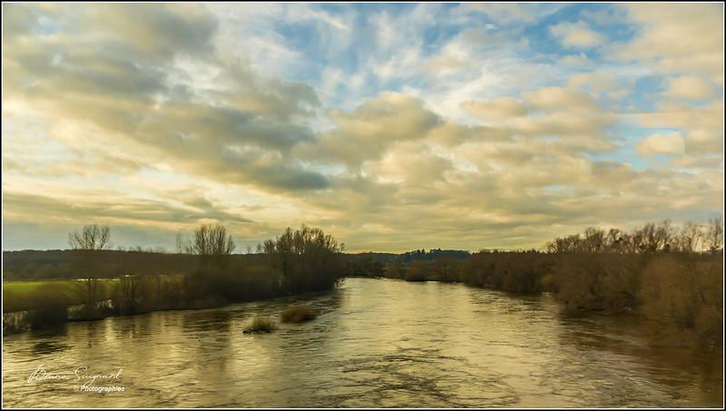 view by Train  -  Jura