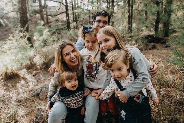 La familia de Celia (SESIÓN DE FAMILIA)