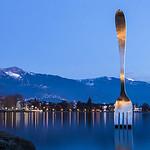 Fourchette de vevey,suisse