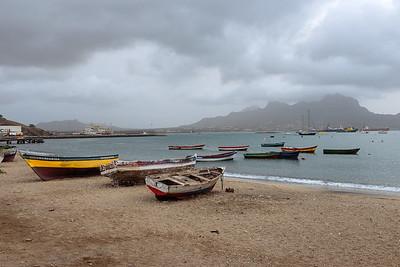 Bahía de Mindelo, Sao Vicente (Cabo Verde)