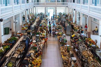 Mercado Municipal de Mindelo, Sao Vicente (Cabo Verde)