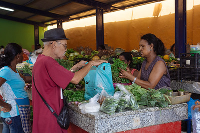 Mercado del agricultor. Mindelo, Sao Vicente (Cabo Verde)