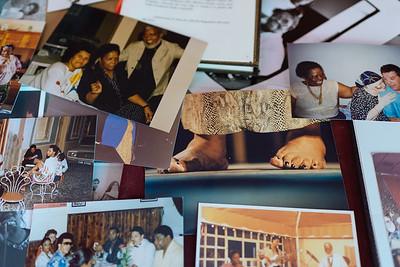 Recuerdos personales de Cesárea Évora. Mindelo, Sao Vicente (Cabo Verde)