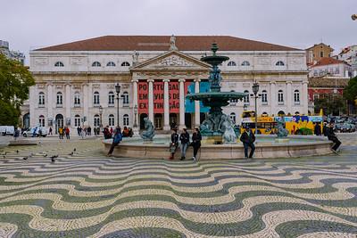 Plaça D. Pedro IV