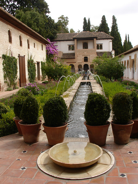 Water Dance, La Alhambra