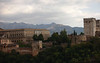 View of Alhambra, Sunset Series