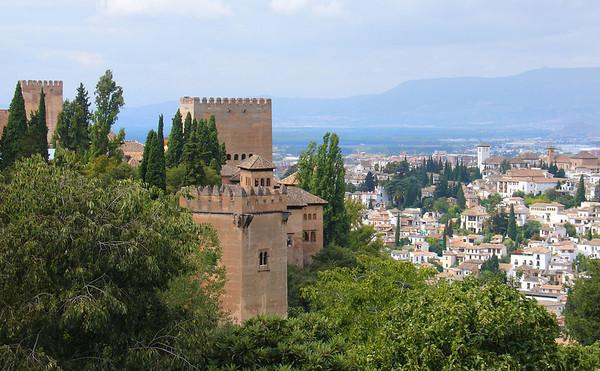 La Alhambra, Spain