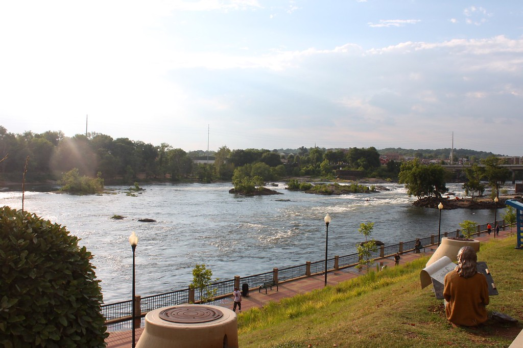 Chattahoochee River, Columbus GA