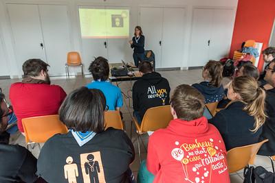 Rapport d'Activité ScoutConnection par Emmeline