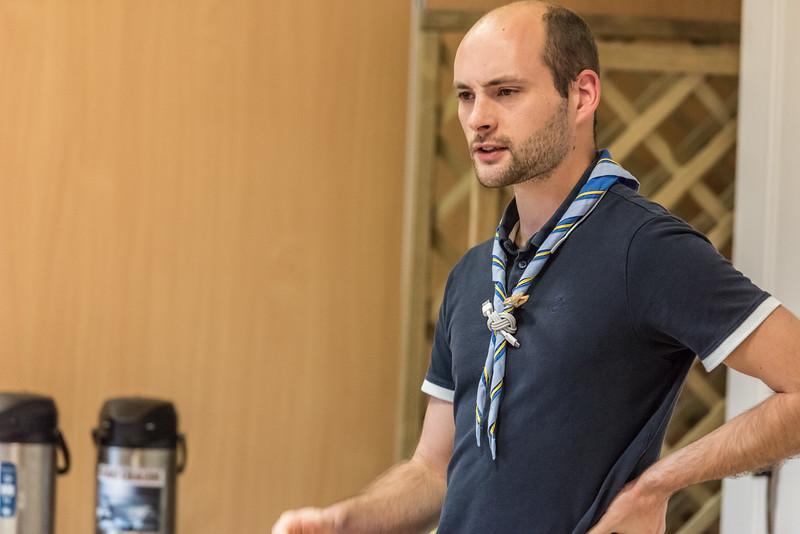 Alexandre nous présente ses motivations pour rejoindre le conseil de vigilance de LTS