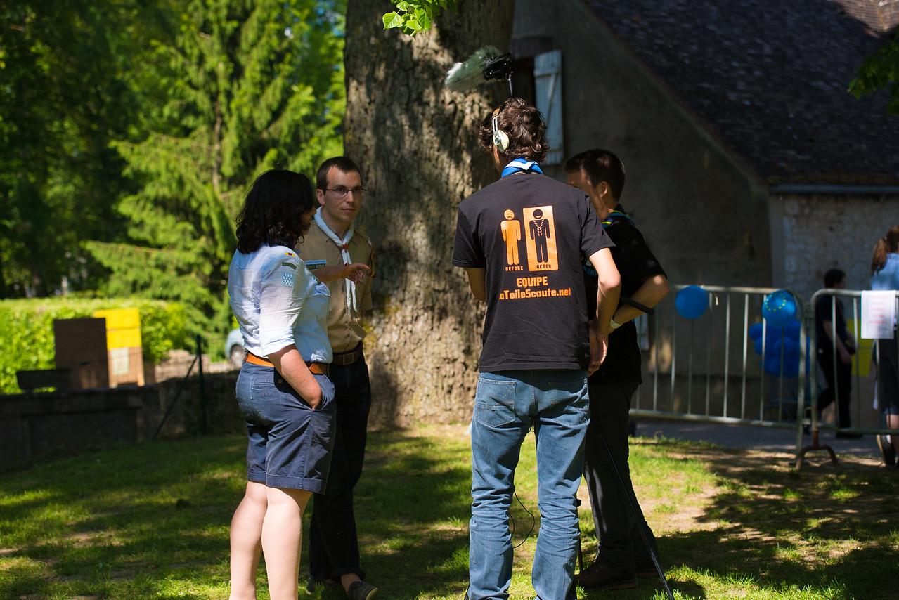 Interview LTS - Foulards Blancs