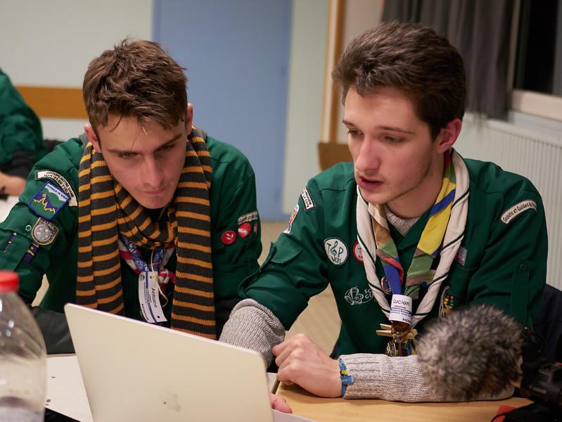 Scoutcom 2018