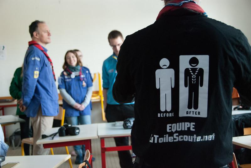 Équipe LaToileScoute